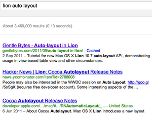 Lion auto layout google search thumb